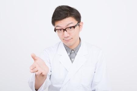 薬剤師の男性